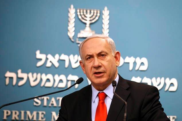 NETANYAHU: ISRAEL TIDAK PEDULI TRAGEDI KEMANUSIAAN SURIAH