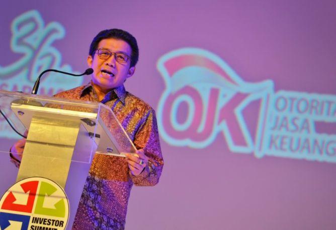 Ketua OJK Resmikan Gedung Kantor Regional 2 Jawa Barat