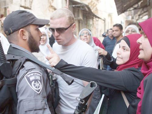 RAJA ARAB SAUDI HUBUNGI PEMIMPIN-PEMIMPIN DUNIA HENTIKAN AKSI ISRAEL DI AL-AQSHA