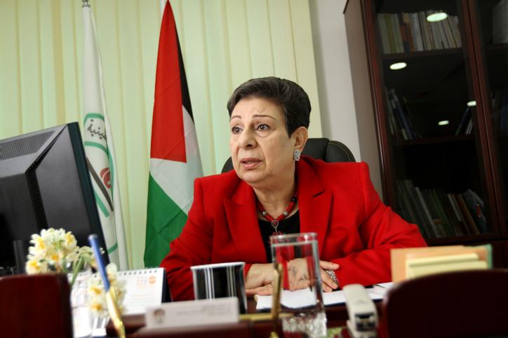 Ashrawi Kecam Rencana Israel Perluas Tiga Permukiman Ilegal di Tepi Barat