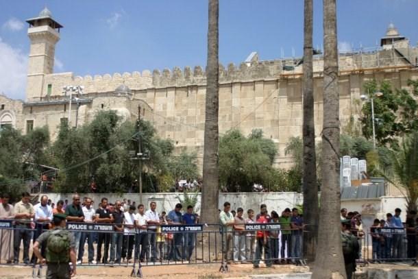Israel Tutup Masjid Ibrahimi Selama Dua Hari