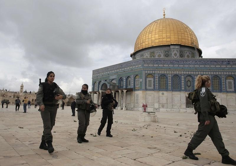 ORGANISASI ISLAM EROPA KECAM SERANGAN ISRAEL KE AL-AQSHA