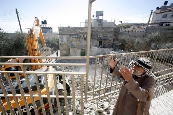 ISRAEL HANCURKAN 128 BANGUNAN SELAMA AGUSTUS