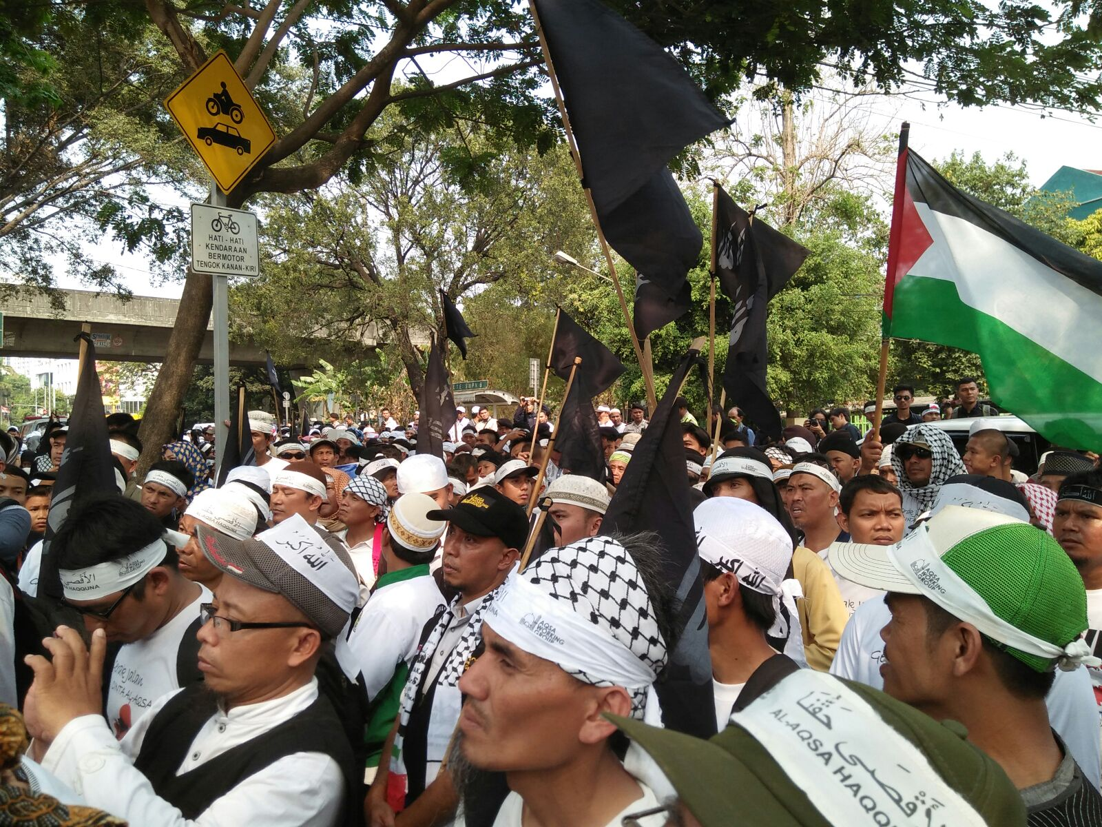 Syubban Al-Fatah Gelar Aksi Damai di Jakarta Senin 19 Agustus