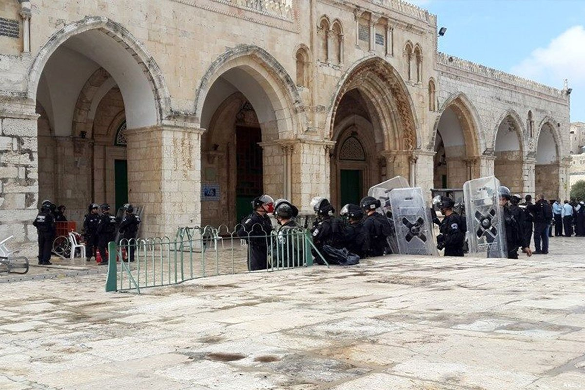 Israel Larang Ke Al-Aqsha Selama Hari Libur Purim