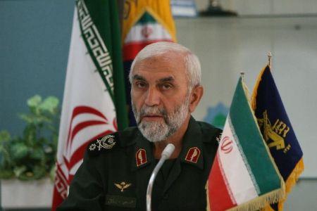 JENDERAL IRAN TEWAS DI SURIAH