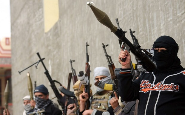 I.S. AKAN BAYAR $10.000 TIAP ORANG UNTUK BERTEMPUR KE IRAK DAN SURIAH