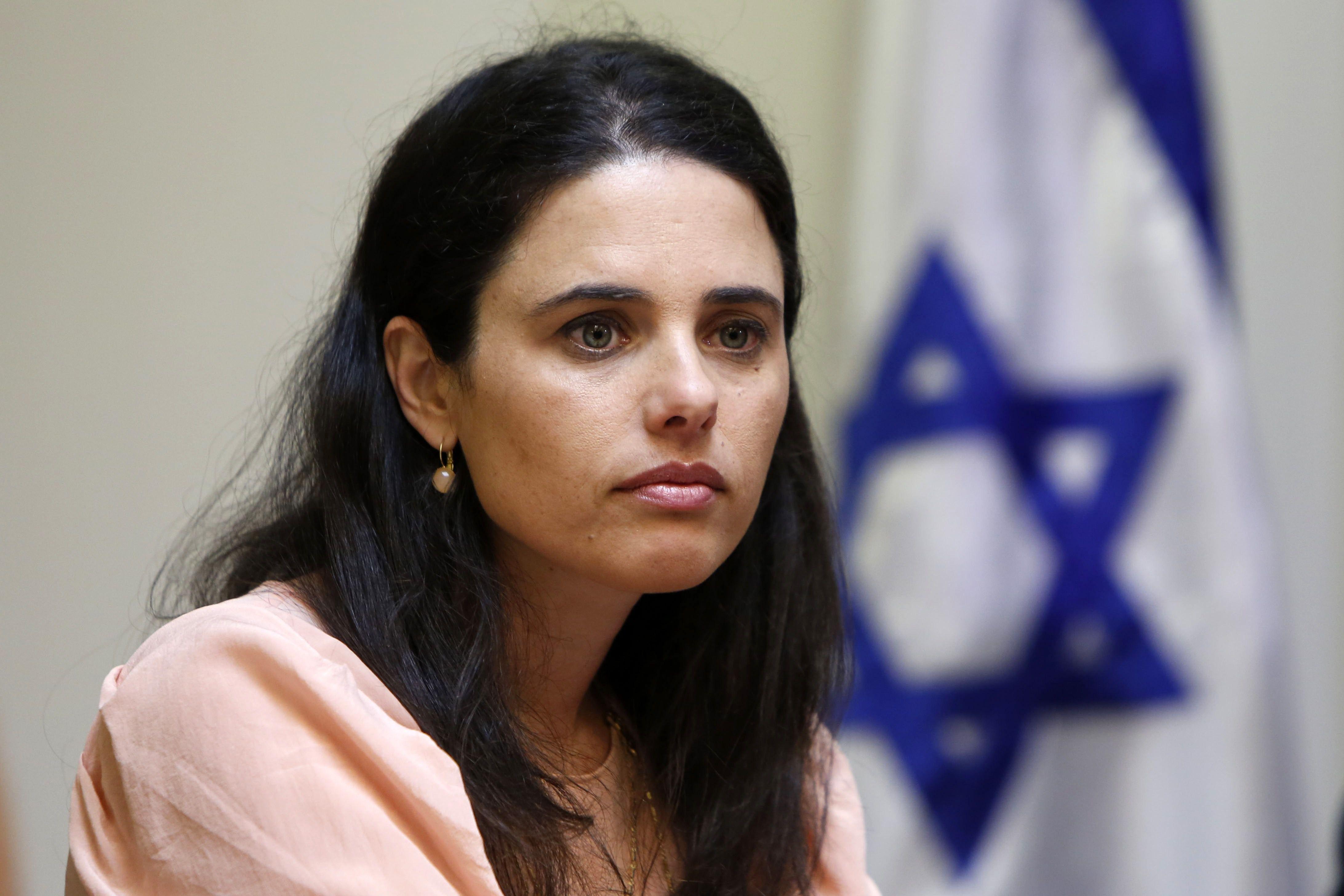 TERDESAK, ISRAEL LARANG GERAKAN ISLAM MENYERU JIHAD