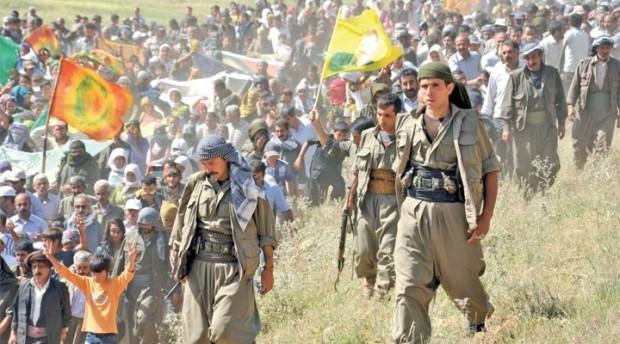 Turki Serang Kurdi di Irak dan Suriah Pascabom Ankara
