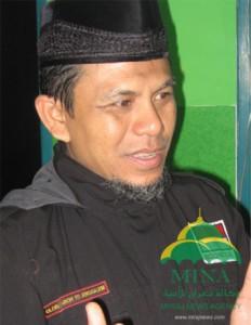 LONGMARCH SE-ASEAN WUJUD CINTA AL-AQSHA