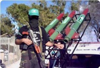 Tiga Roket Palestina Serang Israel Selatan Balas Serangan di Gaza