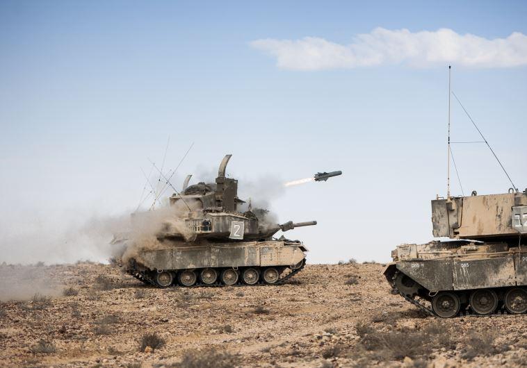 INGGRIS GUNAKAN RUDAL TAMUZ ISRAEL DALAM PERANG IRAK, AFGHANISTAN