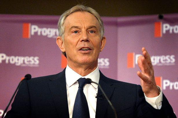 Tony Blair Tetap Jaga Hubungan Baik dengan Pangeran Salman