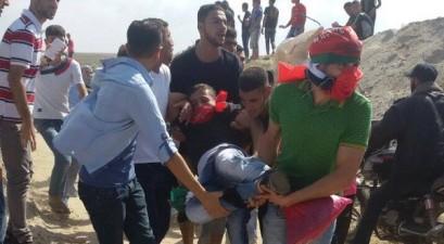PASUKAN ISRAEL TEMBAK ENAM WARGA PALESTINA DI GAZA