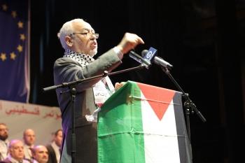 ENNAHDA TUNISIA: INTIFADHAH III KESEMPATAN BERSEJARAH BEBASKAN AL-QUDS