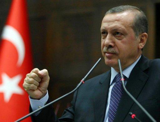ERDOGAN: TURKI TIDAK AKAN BIARKAN KURDI REBUT SURIAH UTARA