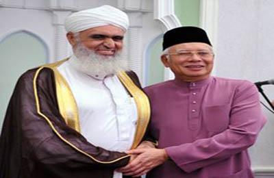 IMAM AL-AQSHA HARGAI PM MALAYSIA BELA PALESTINA DI PBB