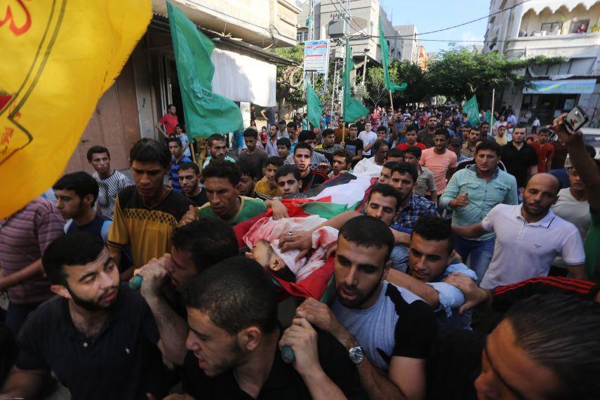Israel Kembalikan Jenazah Warga Palestina Yang Ditahan ke Yordania