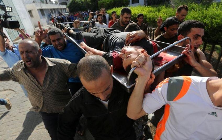 SUDAH 14 WARGA PALESTINA SYAHID DAN 1.000 LEBIH LUKA-LUKA SEJAK AWAL OKTOBER