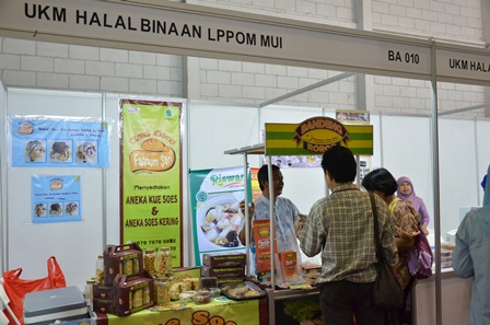 HALAL BUSINESS CENTER WADAH PROMOSI UKM HALAL