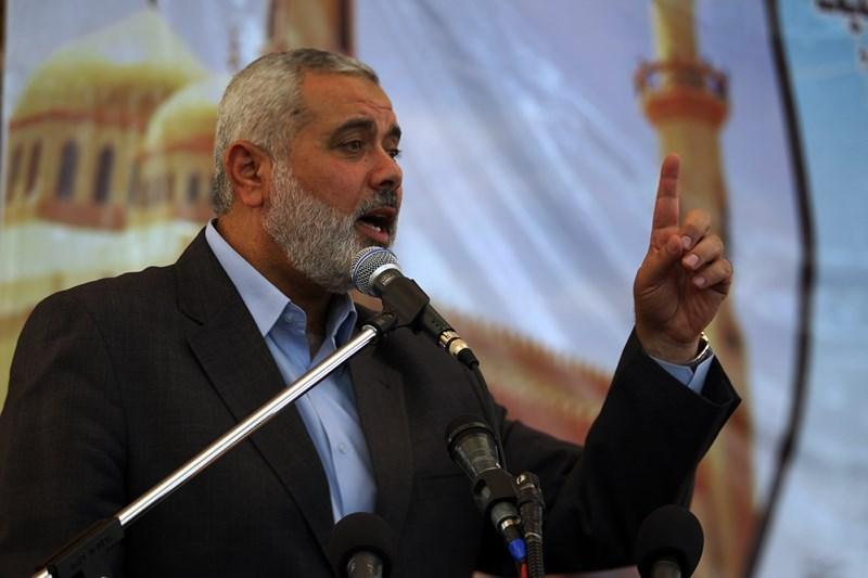Haniyeh Serukan Rakyat Palestina Gunakan Semua Cara Pertahankan Al-Aqsa
