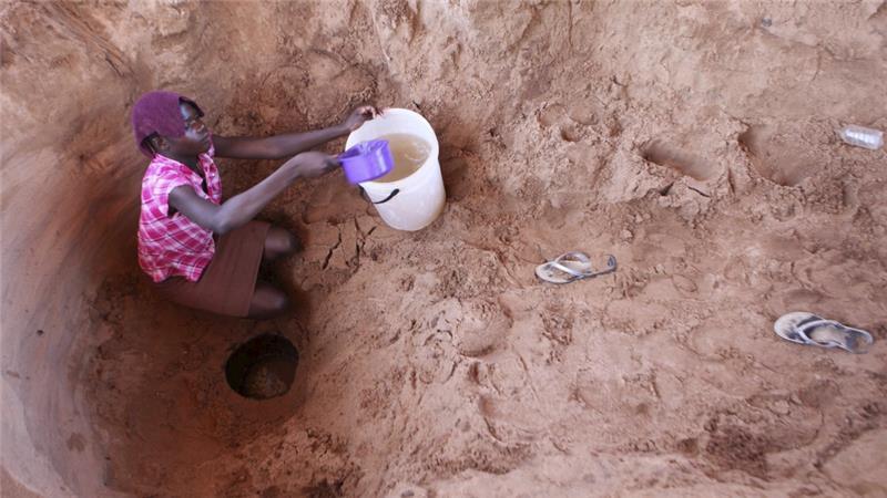 EL-NINO ANCAM JUTAAN ANAK-ANAK DI AFRIKA