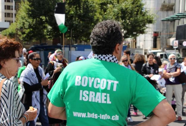 PENGAMAT: ISRAEL TERANCAM DENGAN BOIKOT INTERNASIONAL