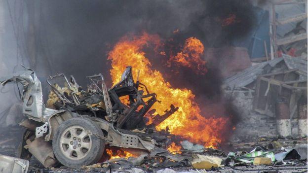 QATAR KUTUK SERANGAN BOM DI MOGADISHU YANG DIKLAIM AL-SHABAAB