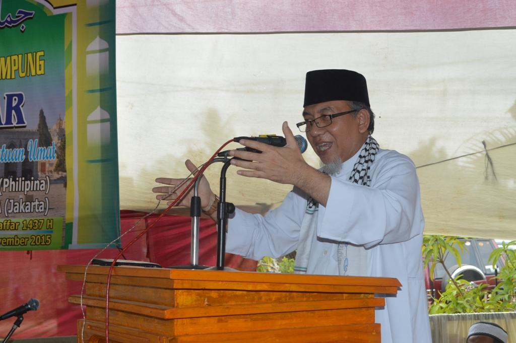Imaam Yakhsyallah: Lima Alasan Kenapa Harus Hidup Ber-jama'ah