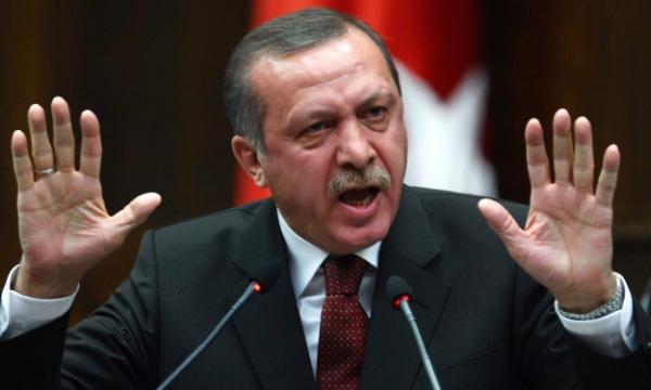 ERDOGAN BANTAH TURKI BELI MINYAK DARI ISIS