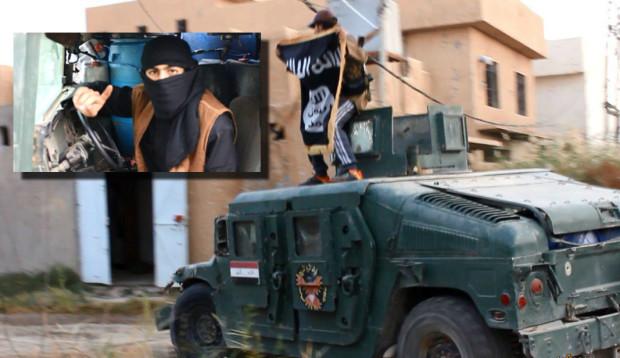 MENTERI ISIS TEWAS OLEH SERANGAN AS DI IRAK