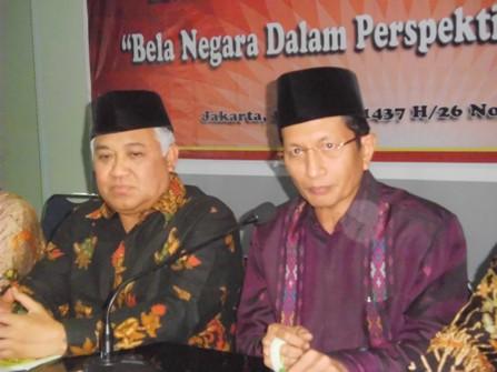 Din Syamsuddin tentang Pilkada : Seorang Pemimpin Harus Punya Sifat Seperti Rasul