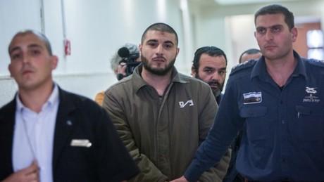 PRIA PALESTINA PENIKAM POLISI ISRAEL DIHUKUM PENJARA