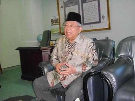 Ketua Umum MUI Pertanyakan Perda Kewajiban Membaca Al Qur'an Disebut Intoleran