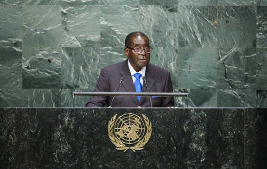 ZIMBABWE TOLAK LEGALKAN HOMOSEKSUAL