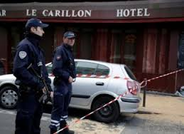 POLISI JERMAN TANGKAP PENJUAL SENAPAN OTOMATIS TRAGEDI PARIS