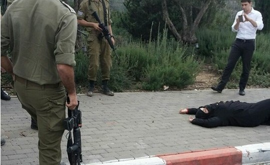 PASUKAN ISRAEL TEMBAK MATI GADIS PALESTINA DI TEPI BARAT