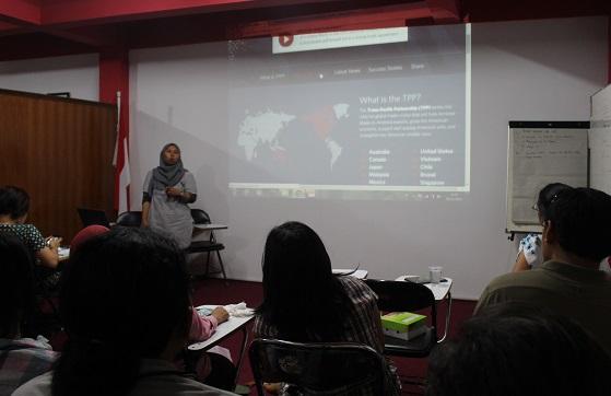 IGJ: INDONESIA RUGI JIKA BERGABUNG KE TPP