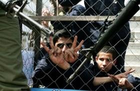 SIPIR ISRAEL PERLAKUKAN BURUK TAHANAN ANAK PALESTINA
