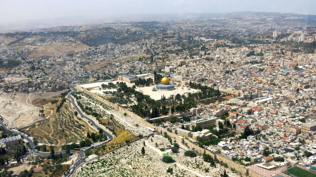 Israel Tingkatkan Rencana Yahudisasi di Al-Quds