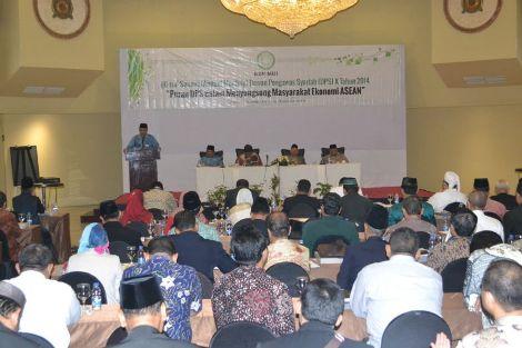 MARUF AMIN: PASAR BEBAS ASEAN PELUANG BAGI PENGEMBANGAN EKONOMI SYARIAH