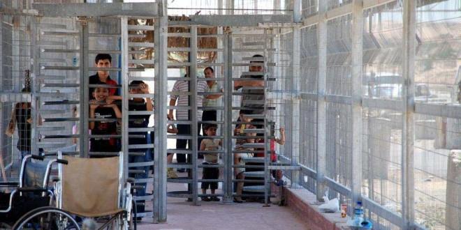ISRAEL BATASI USIA PENDAMPING PASIEN LEWATI PERBATASAN GAZA