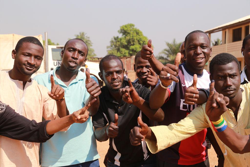 Pemilu Republik Afrika Tengah, Menutup Luka yang Belum Kering