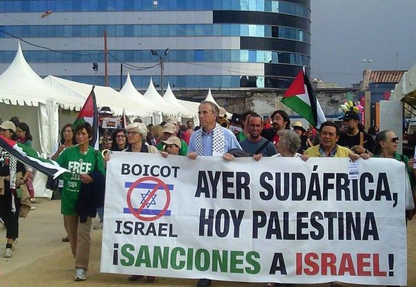 UNIVERSITAS DI BARCELONA BOIKOT ISRAEL