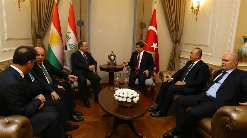 PM TURKI:  TENTARA TURKI DI IRAK UNTUK STABILITAS KAWASAN