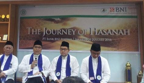Asset BNI Syariah Berkembang Pesat Capai Rp. 23,01 Triliun
