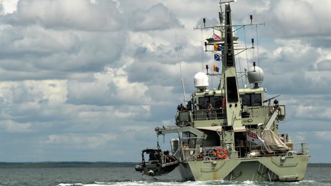 Empat Nelayan Indonesia Diselamatkan di Laut Timor