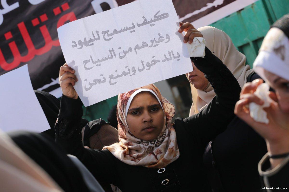 Anak Yatim Gaza Serukan Mesir Buka Perlintasan Rafah