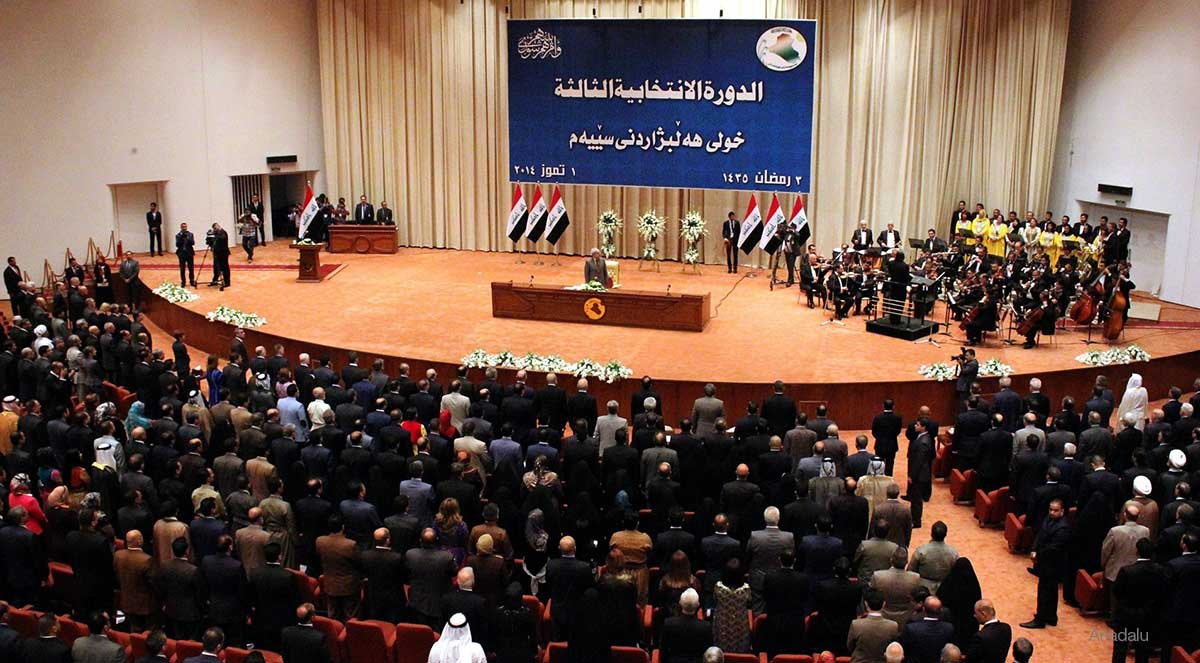 Anggota Parlemen Sunni Irak Protes Kekerasan Yang Menyasar Komunitas Mereka