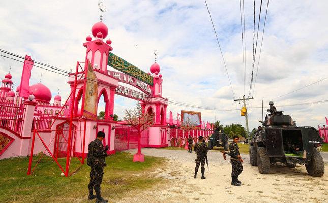 FILIPINA HARUS SAHKAN RUU UNTUK SEPAKATI PERDAMAIAN DI MINDANAO
